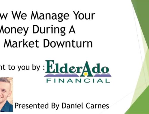 How Fiduciaries Manage Your Investments During a Market Downturn​